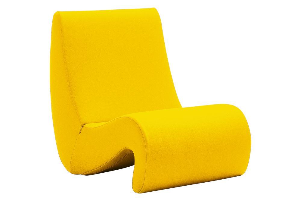 Tonus 51 royal blue,Vitra,Lounge Chairs,chair,furniture,yellow