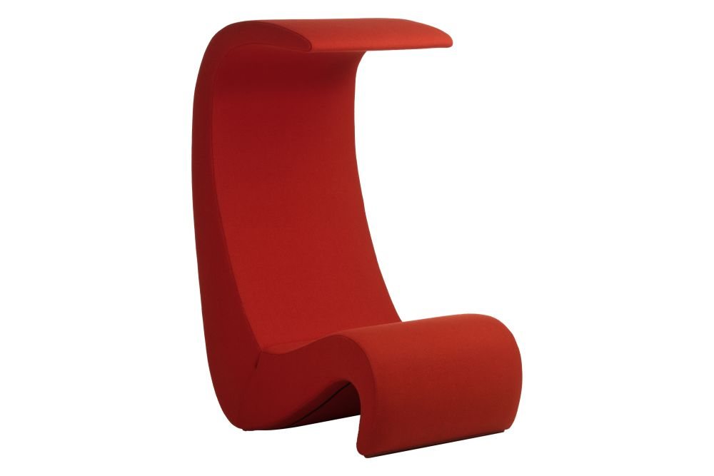 Tonus 56 dark magenta,Vitra,Lounge Chairs,design,font,furniture,red