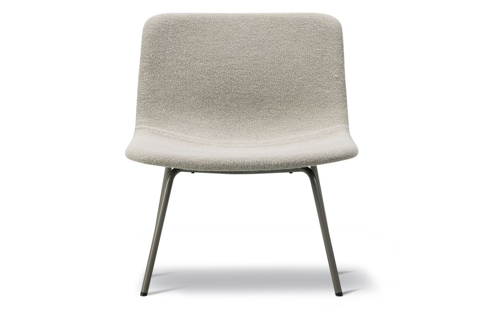 Pato Lounge 4 Leg Tube Base - Fully Upholstered by Fredericia