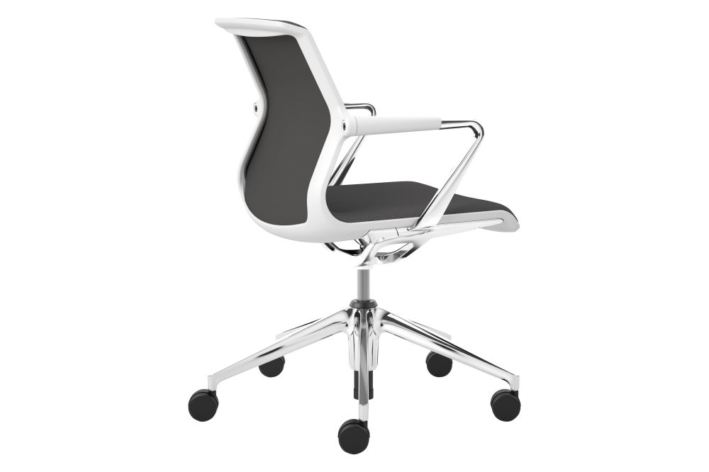 Unix Five-Star Base Meeting Chair  by Vitra