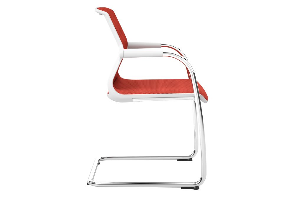 Unix Cantilever Meeting Chair by Vitra