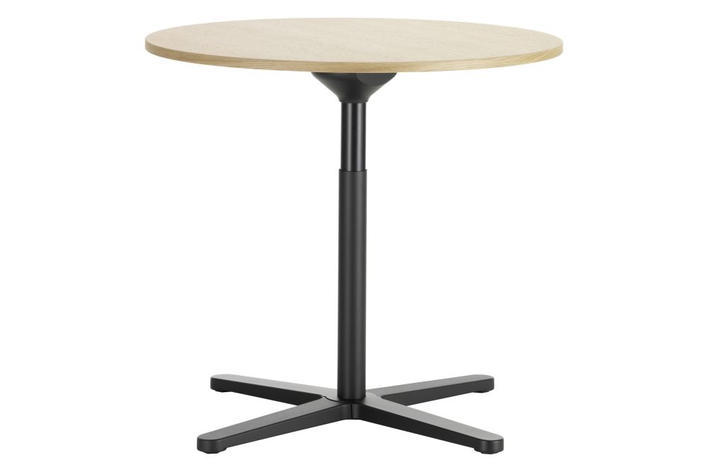White melamine,Vitra,Dining Tables,end table,furniture,outdoor table,table