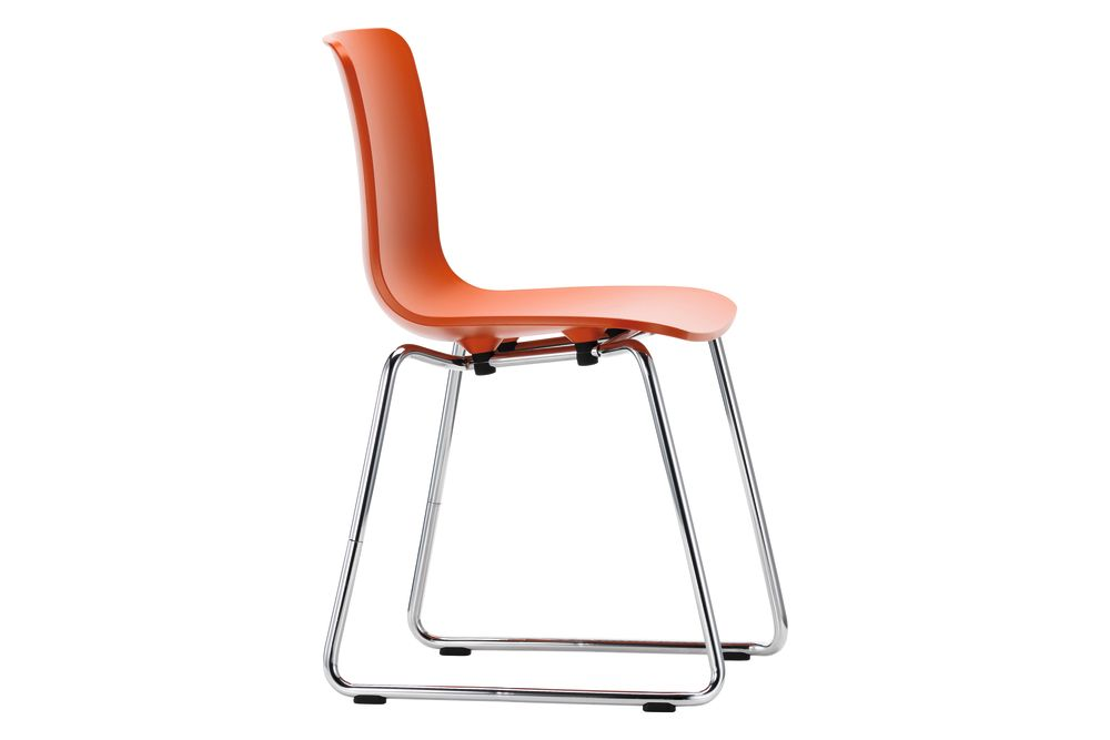 HAL Sledge Base Meeting Chair by Vitra