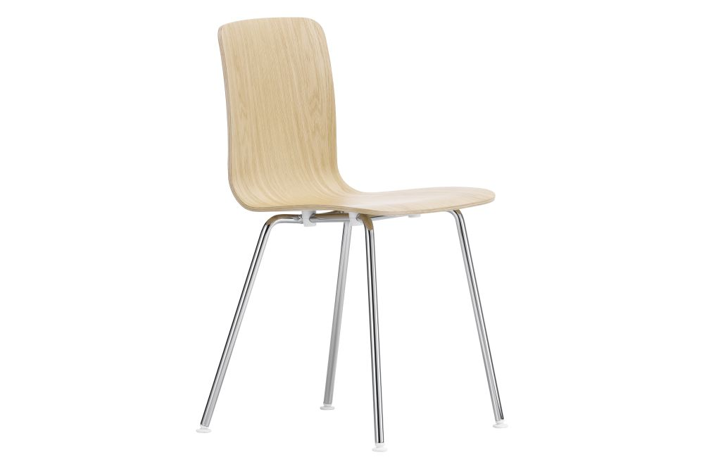 HAL Ply Tube Dining Chair by Vitra
