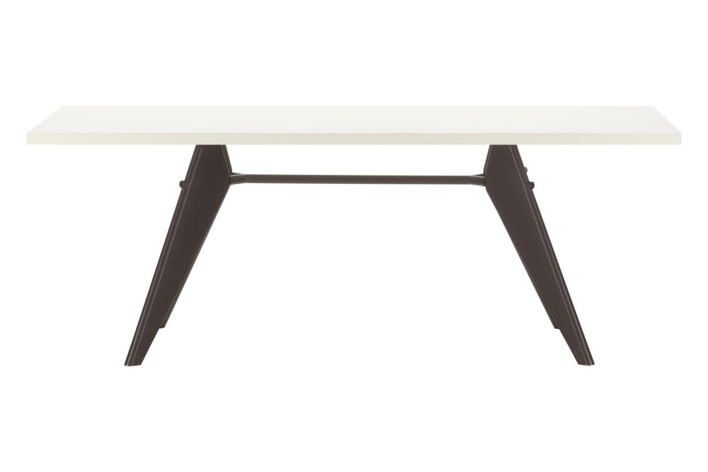 EM HPL Dining Table by Vitra