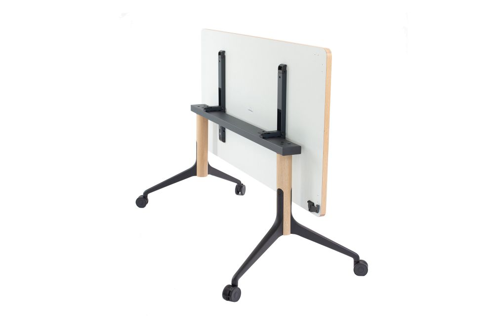 Powder Coated White,Icons Of Denmark,Sit-stand Desks & Solutions