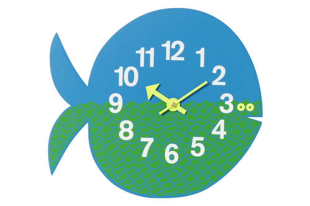 Fernando the Fish Clock by Vitra