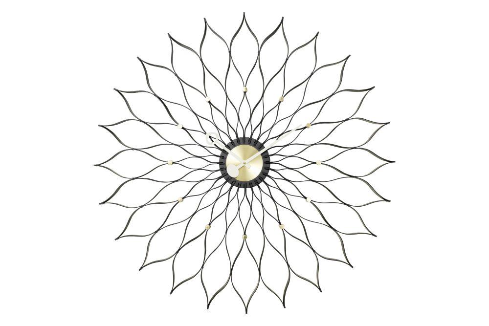 Sunflower Wall Clock by Vitra