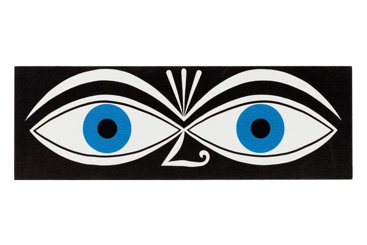 Eyes Environmental Wall Hanging by Vitra