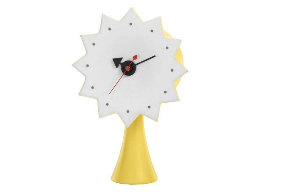 Ceramic No.2 Desk Clock  by Vitra