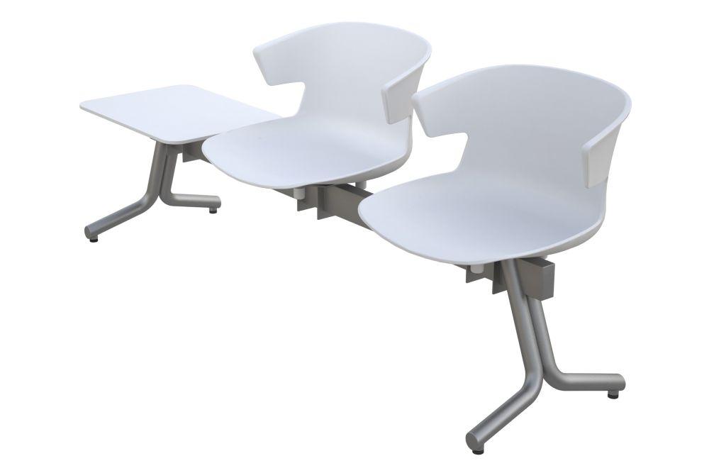 White Ral9003,Quadrifoglio,Benches