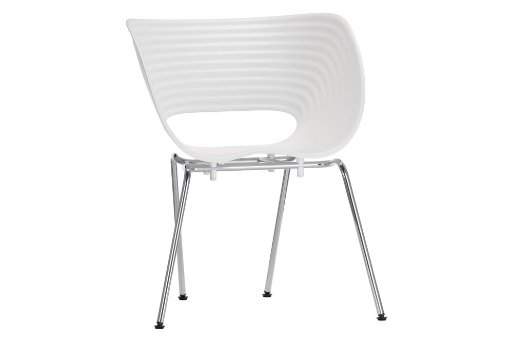 Tom Vac Dining Chair by Vitra