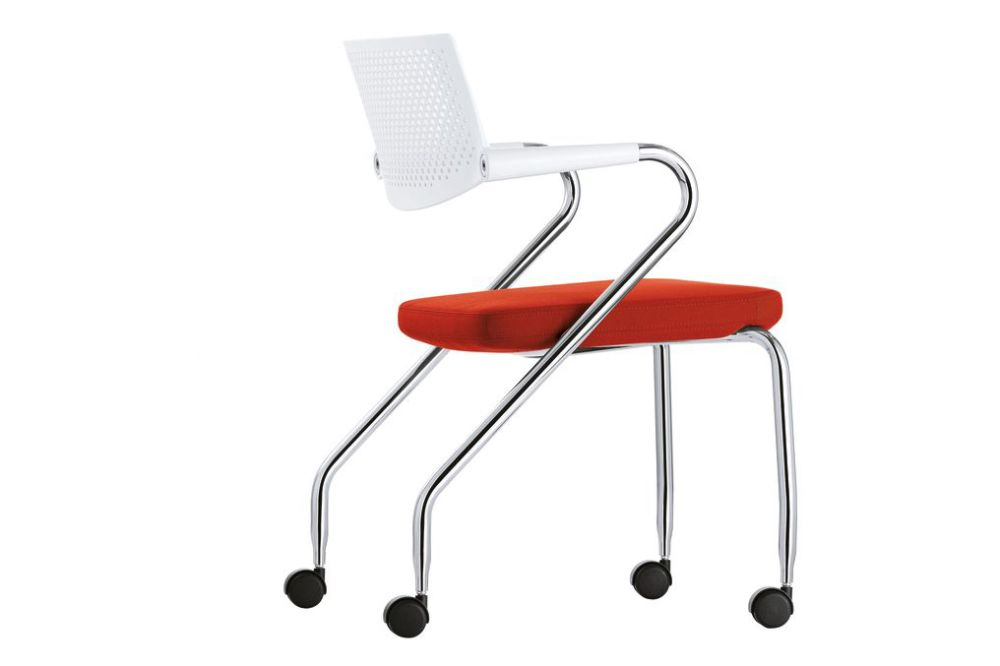 Visaroll 2 Meeting Chair by Vitra