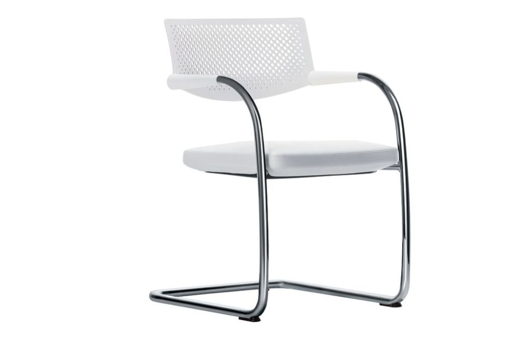 Visavis 2 Stackable Meeting Chair by Vitra