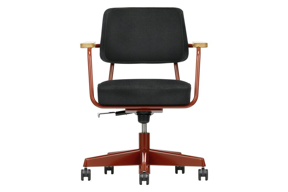 Fauteuil Direction Pivotant Meeting Chair by Vitra