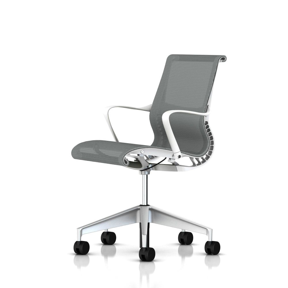 Studio White,Herman Miller,Conference Chairs