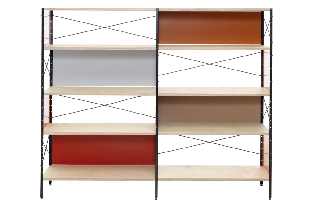 HU Shelf 1,Vitra,Bookcases & Shelves