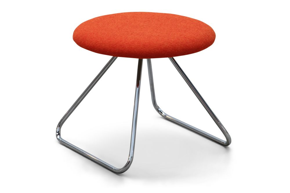 Chrome, Fabric Group 1,Onecollection,Workplace Stools
