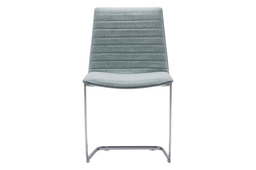 Andreu World Jacquard One, Polished Chrome Steel,Andreu World,Conference Chairs