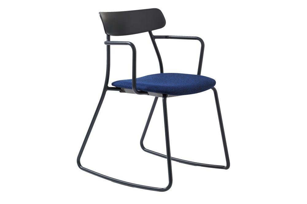 Price Group 3, Matt Black - RAL 9005,Orangebox,Breakout & Cafe Chairs