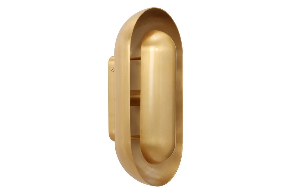 Gold lacquered,CTO Lighting,Wall Lights
