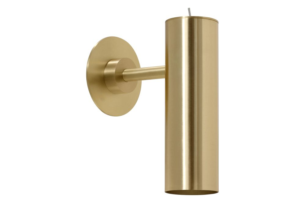 Satin brass with movable head, intergrated switch,CTO Lighting,Wall Lights