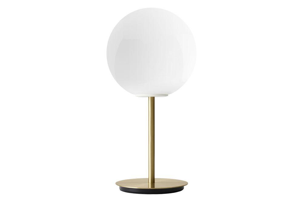Brushed Brass, Matt Opal, Dim-to-Warm,MENU,Table Lamps