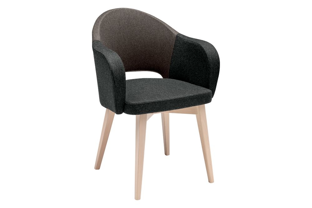 Pricegrp. Cat.a, Pricegrp. Cat.a, Maple stained beech wood,et al.,Breakout Lounge & Armchairs