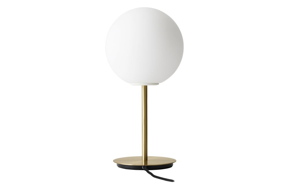 Brushed Brass/Matte Opal,MENU,Table Lamps