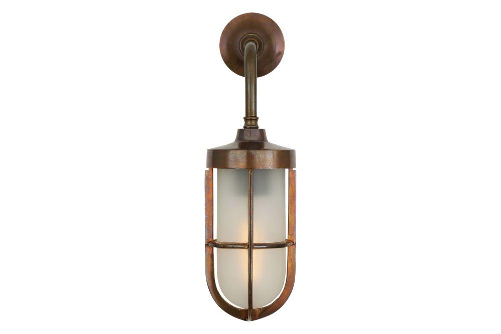 Antique Brass, Clear Glass,Mullan Lighting  ,Wall Lights