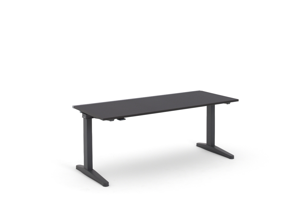 Steelcase,Sit-stand Desks & Solutions,desk,furniture,outdoor table,rectangle,table