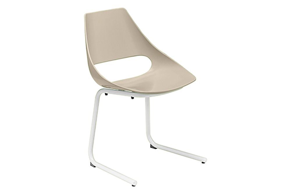 Traffic white RAL 9016, RAL 9016,et al.,Breakout & Cafe Chairs