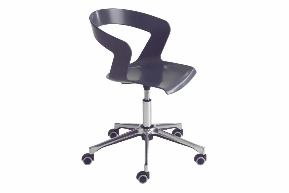 Traffic white RAL 9016, Polished aluminium,et al.,Conference Chairs