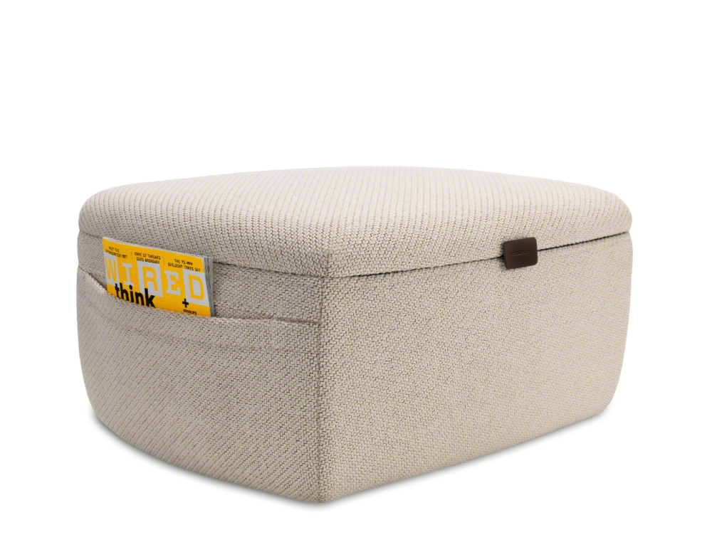Coalesse,Breakout Poufs & Ottomans,beige,furniture,ottoman
