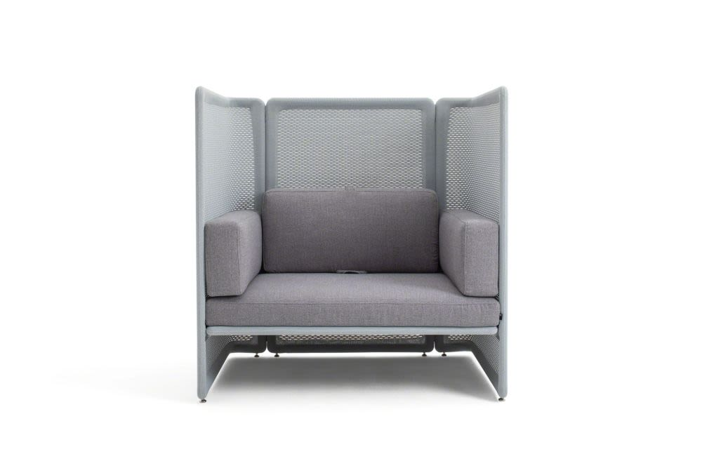 Coalesse,Breakout Sofas,chair,club chair,couch,furniture