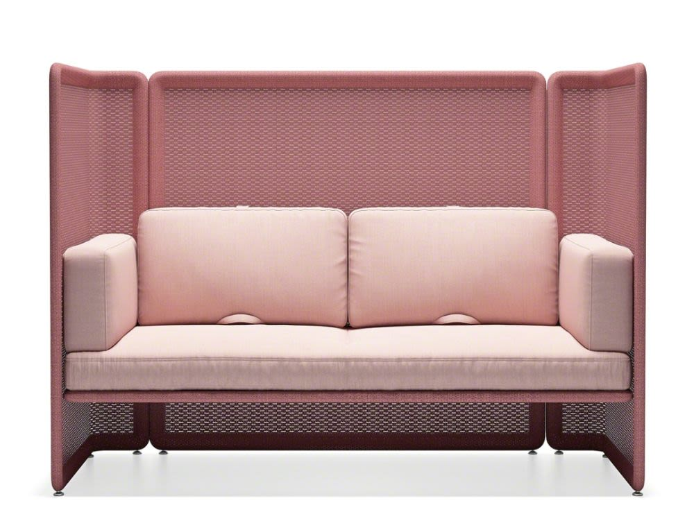 Coalesse,Breakout Sofas,armrest,couch,furniture,loveseat,outdoor sofa,sofa bed,studio couch