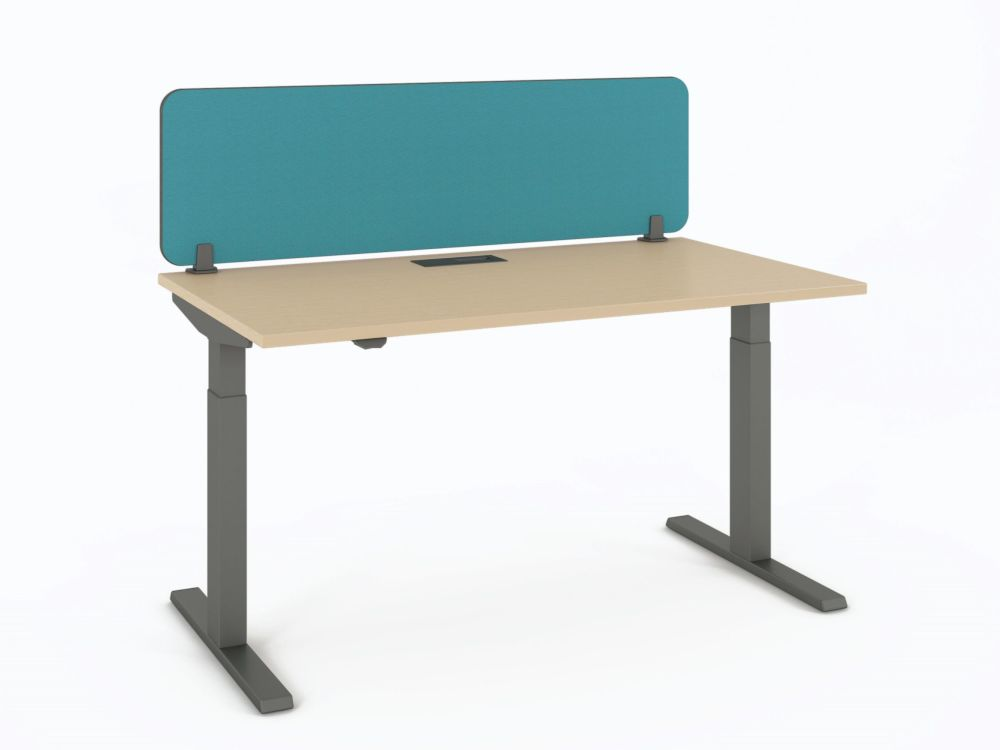 Steelcase,Sit-stand Desks & Solutions,desk,furniture,table,turquoise
