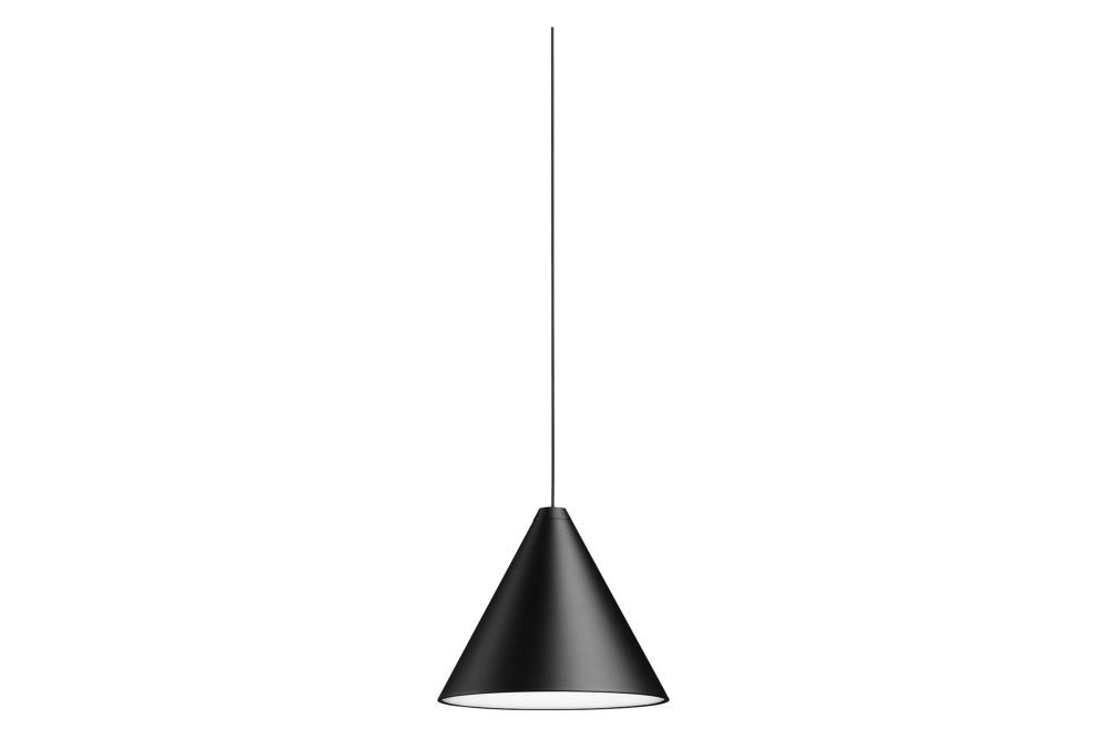 String Cone Pendant Light by Flos