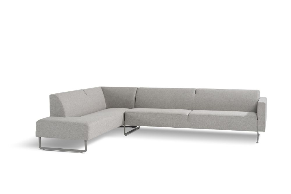 Right, Polished Stainless Steel, Divina MD, 45,Artifort,Breakout Sofas