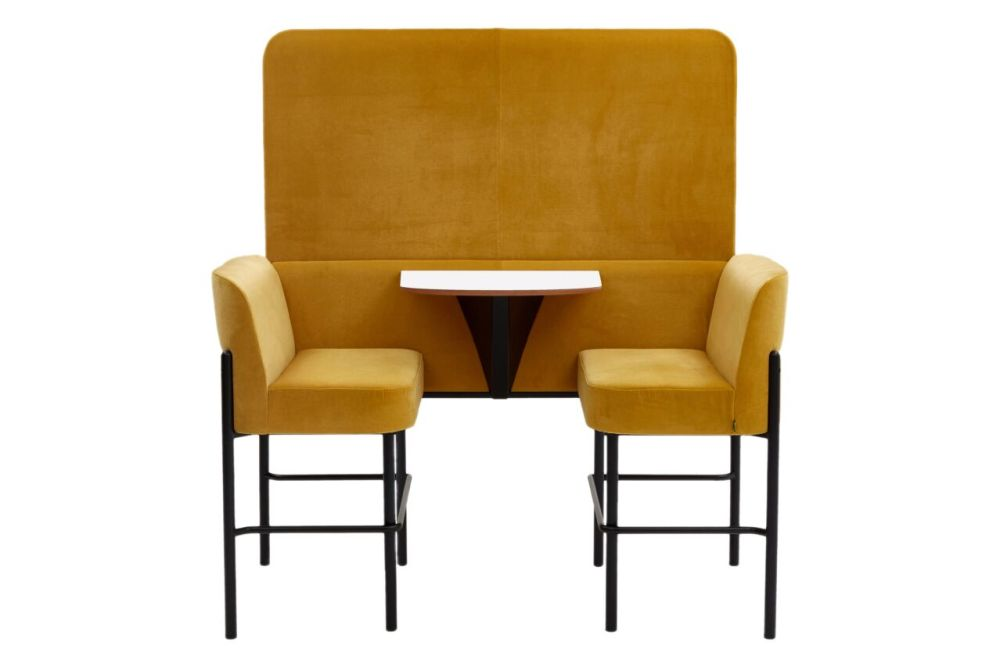 Pricegrp. 5, RAL Colours, Mushroom 4176, With, 180cm,naughtone,Acoustic Furniture