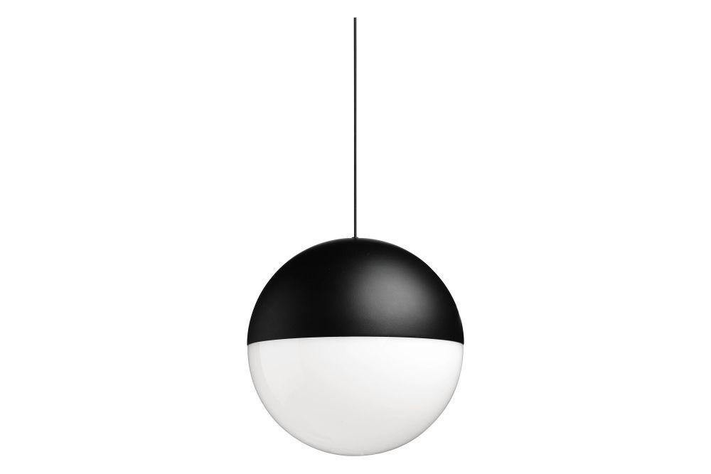 String Sphere Pendant Light by Flos