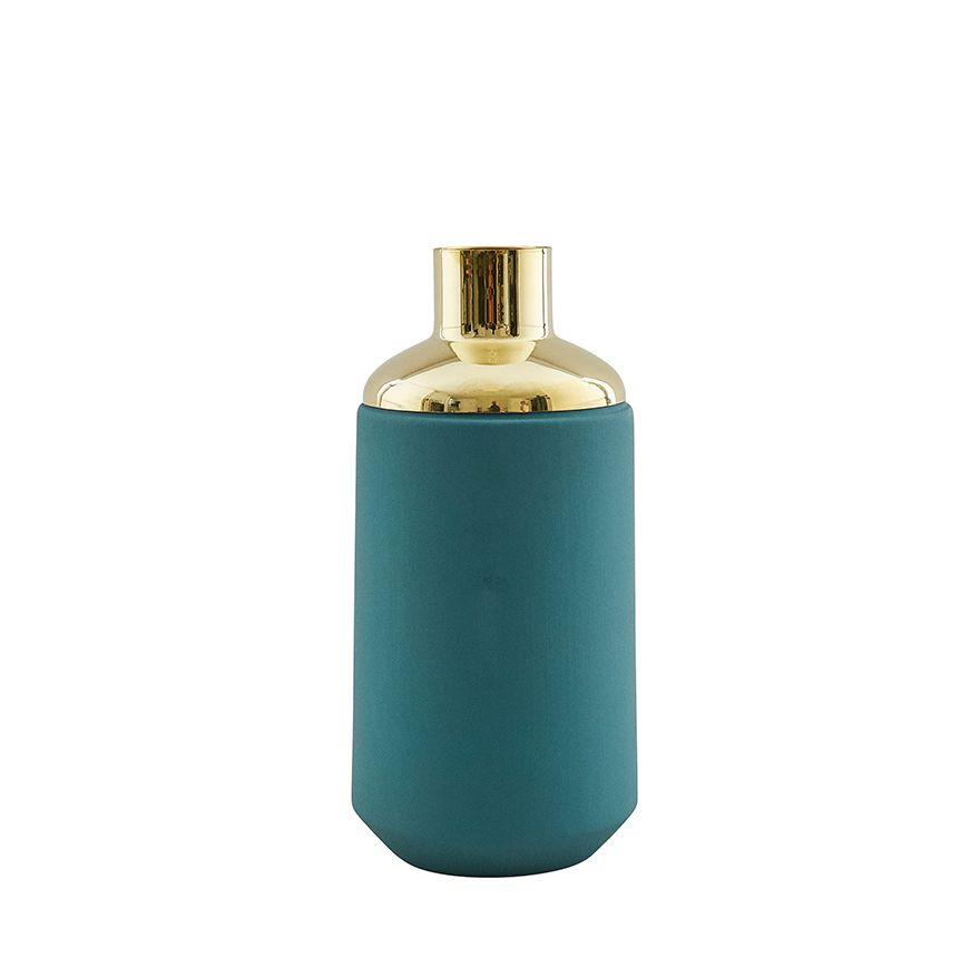 Green Drinking Container,Hend Krichen,Vases