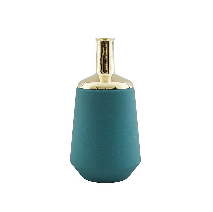 Green Tall Vase,Hend Krichen,Vases