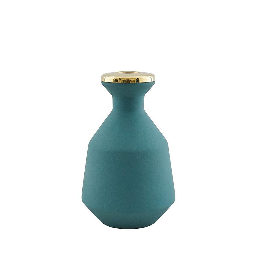 Green Small Vase,Hend Krichen,Vases