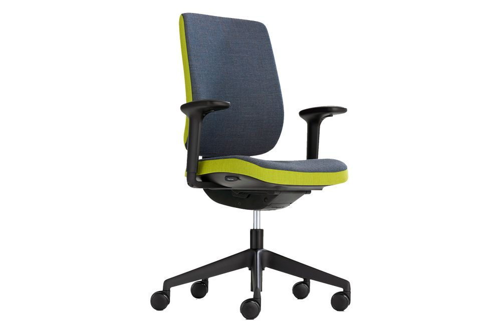 Price Group 3, Price Group 3, Black Nylon, Black, 6.5cm Hard Castor,Orangebox,Task Chairs