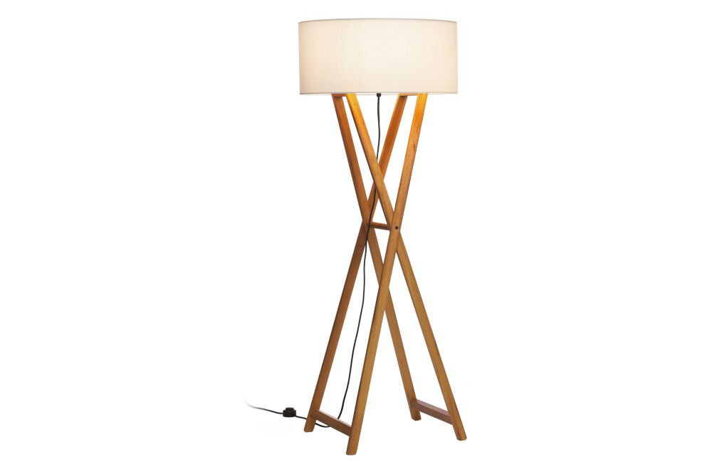 Marset - Oak, 140cm,Marset,Floor Lamps