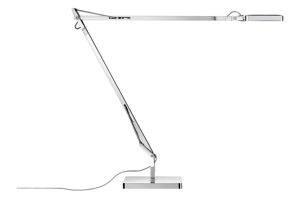 Metal Anthracite,Flos,Desk Lamps