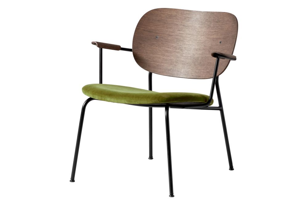 Maple 222, Dark Stained Oak,MENU,Lounge Chairs