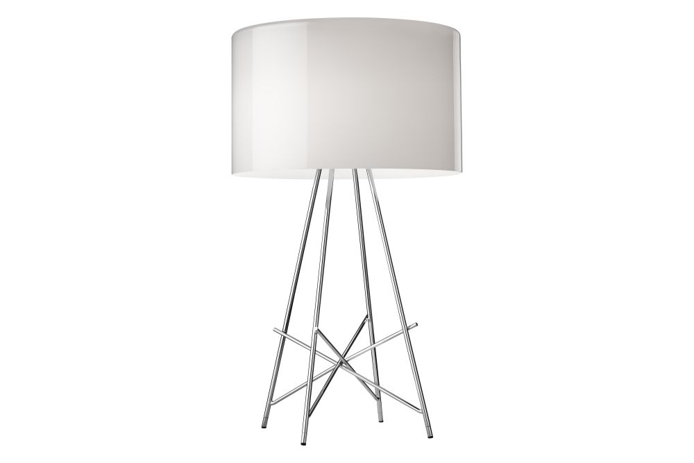 Metal Black,Flos,Table Lamps