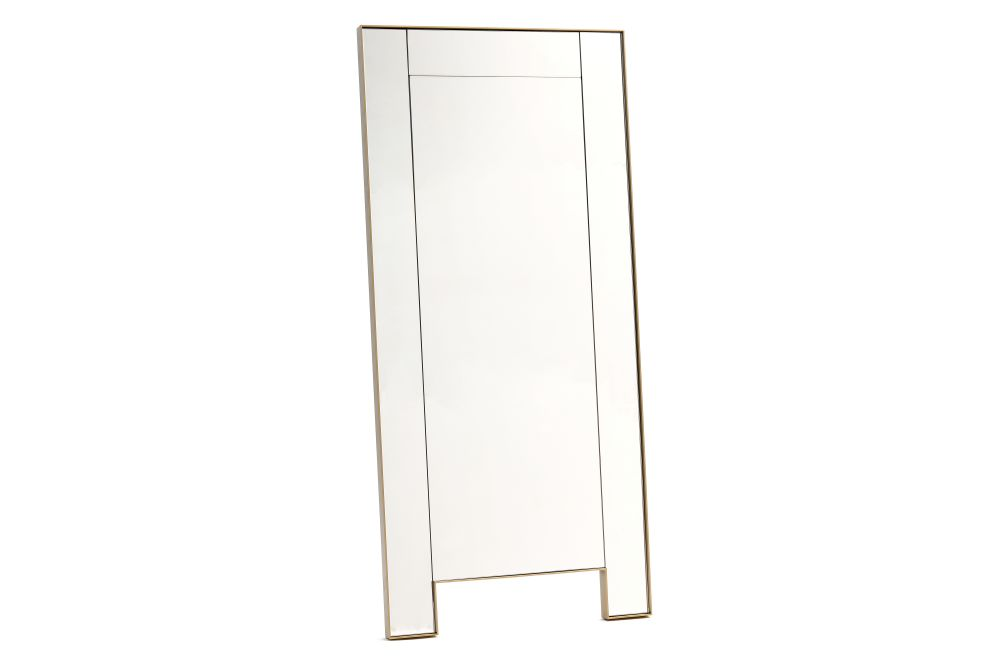 Golden Lacquered Metal,Coedition,Mirrors